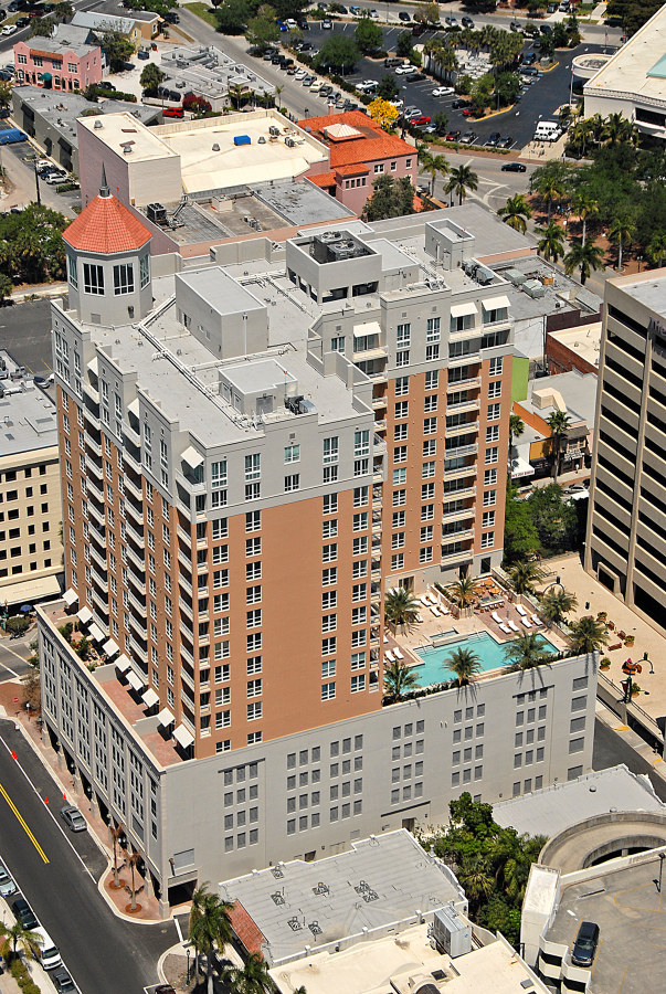 1350 Main Downtown Sarasota Condo
