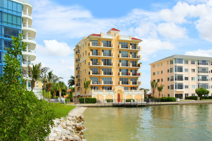 Golden Bay Condos Downtown Sarasota