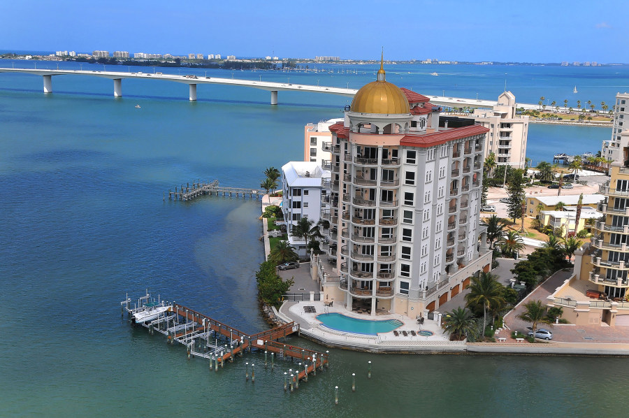 Grande Riviera Condo Downtown Sarasota Golden Gate Point
