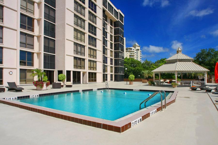 Essex House Condos Downtown Sarasota