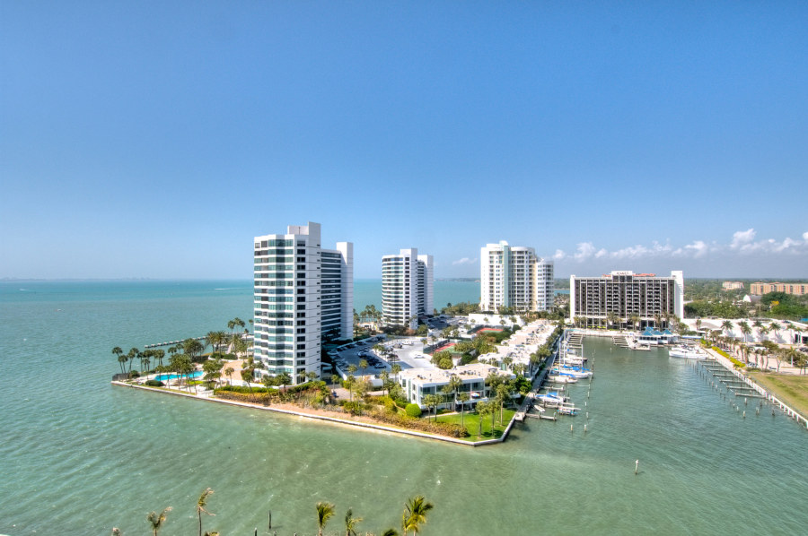 Condo on the Bay Downtown Sarasota