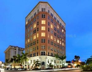 Orange Blossom Condos Downtown Sarasota