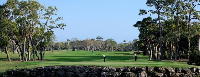 IMG golf course