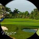 Golf in Venice