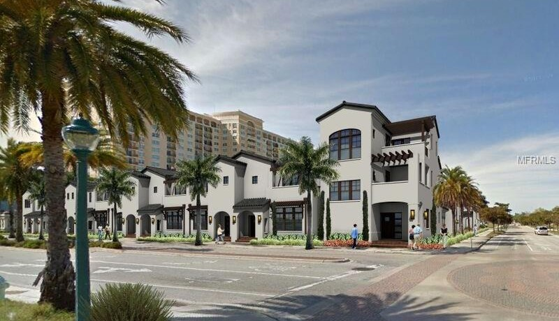 Valencia Rosemary Place Townhomes