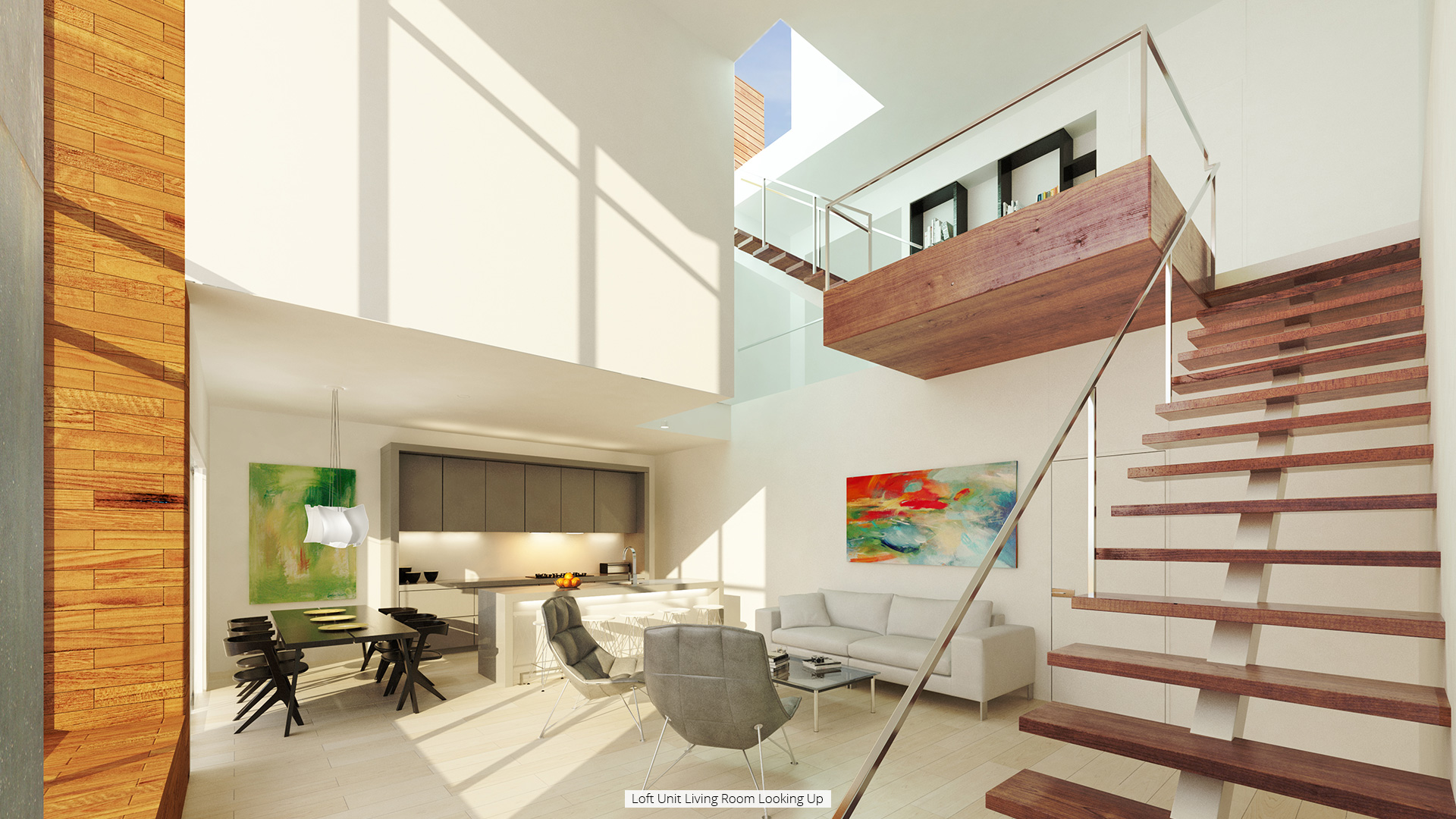 Gallery-Loft-Unit-Living-Room-Looking-Up – Doherty Real Estate
